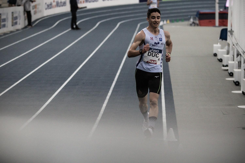 Mattéo Duc - Marcheur athlétique